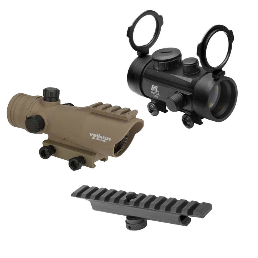 Paintball Sights & Scopes