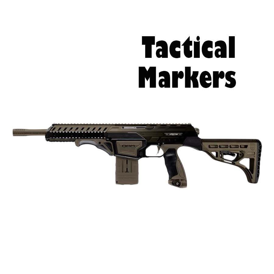 Tactical Paintball Guns