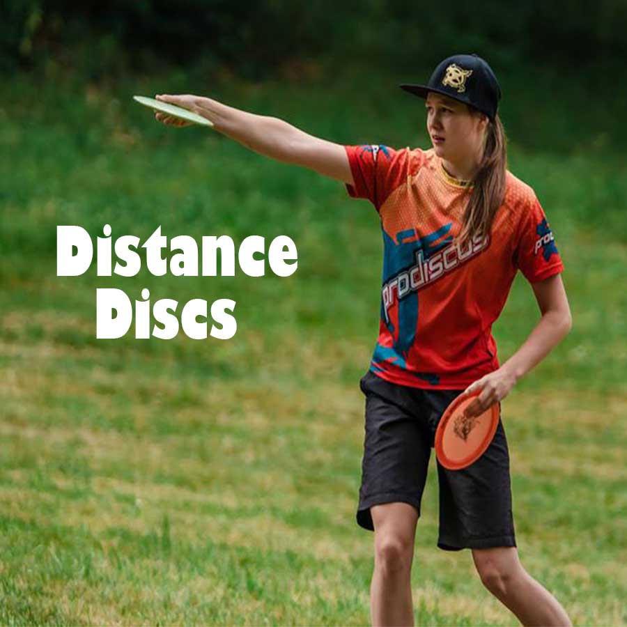 Distance Discs