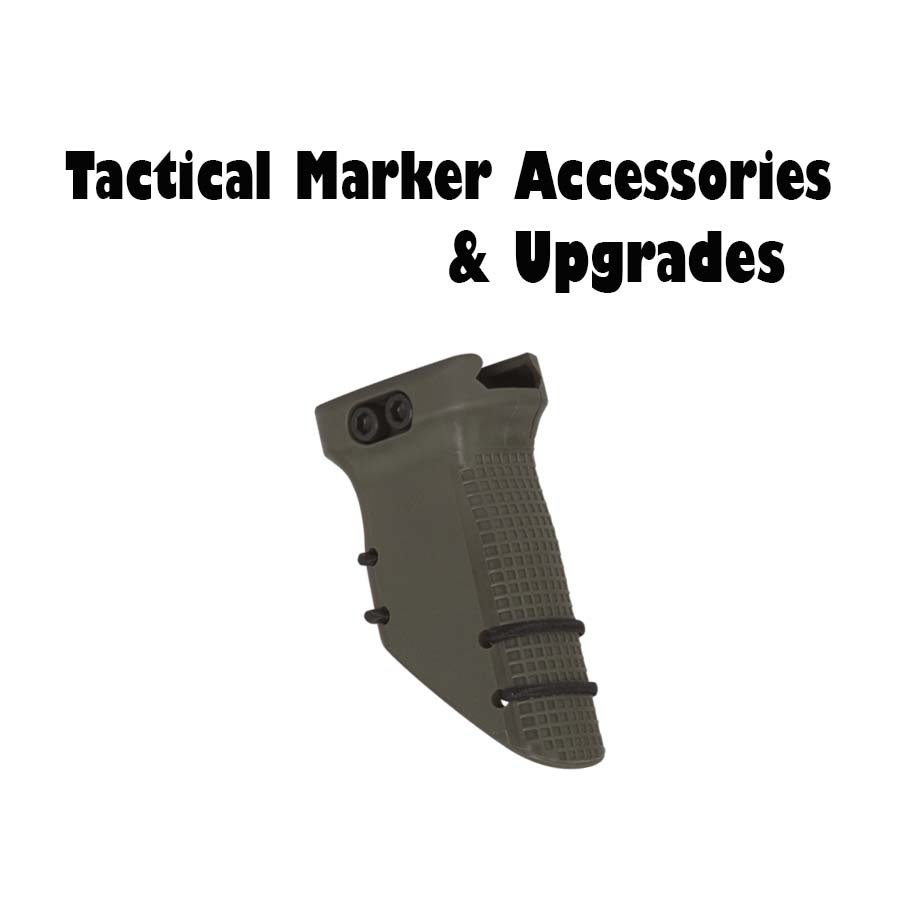 Tactical Marker Accessories