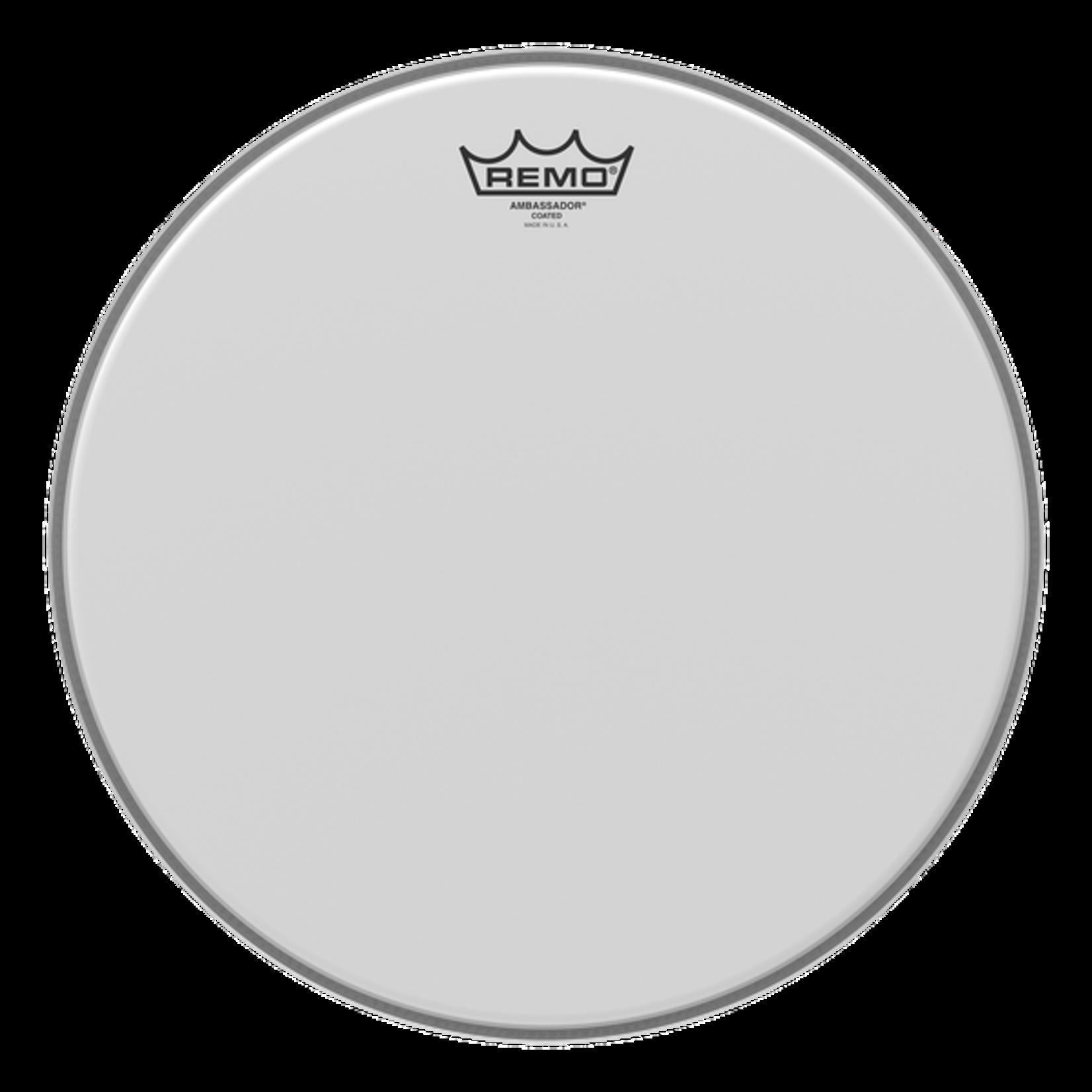 Remo Remo Coated Ambassador Bass Drum