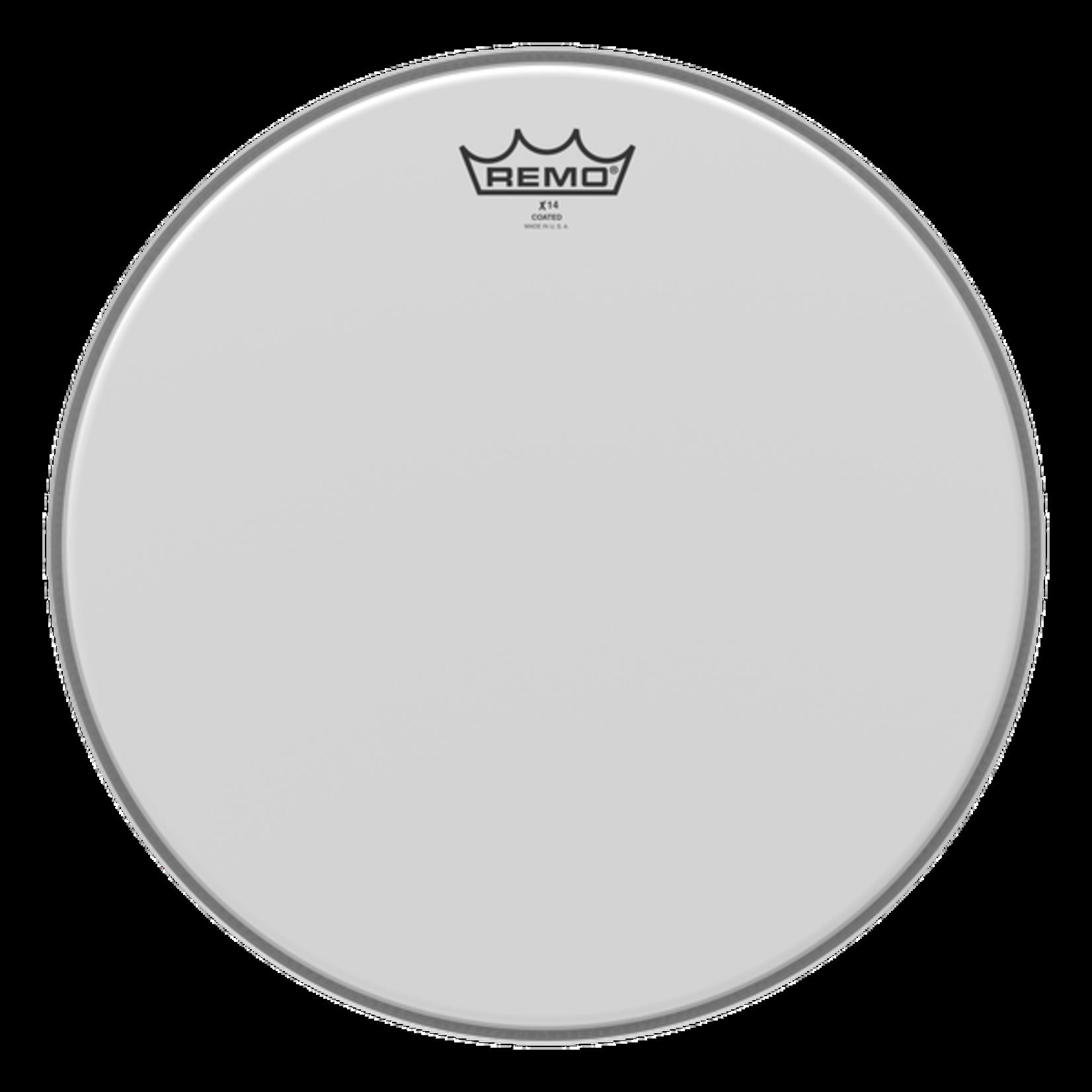 Remo Remo Coated Ambassador X-14