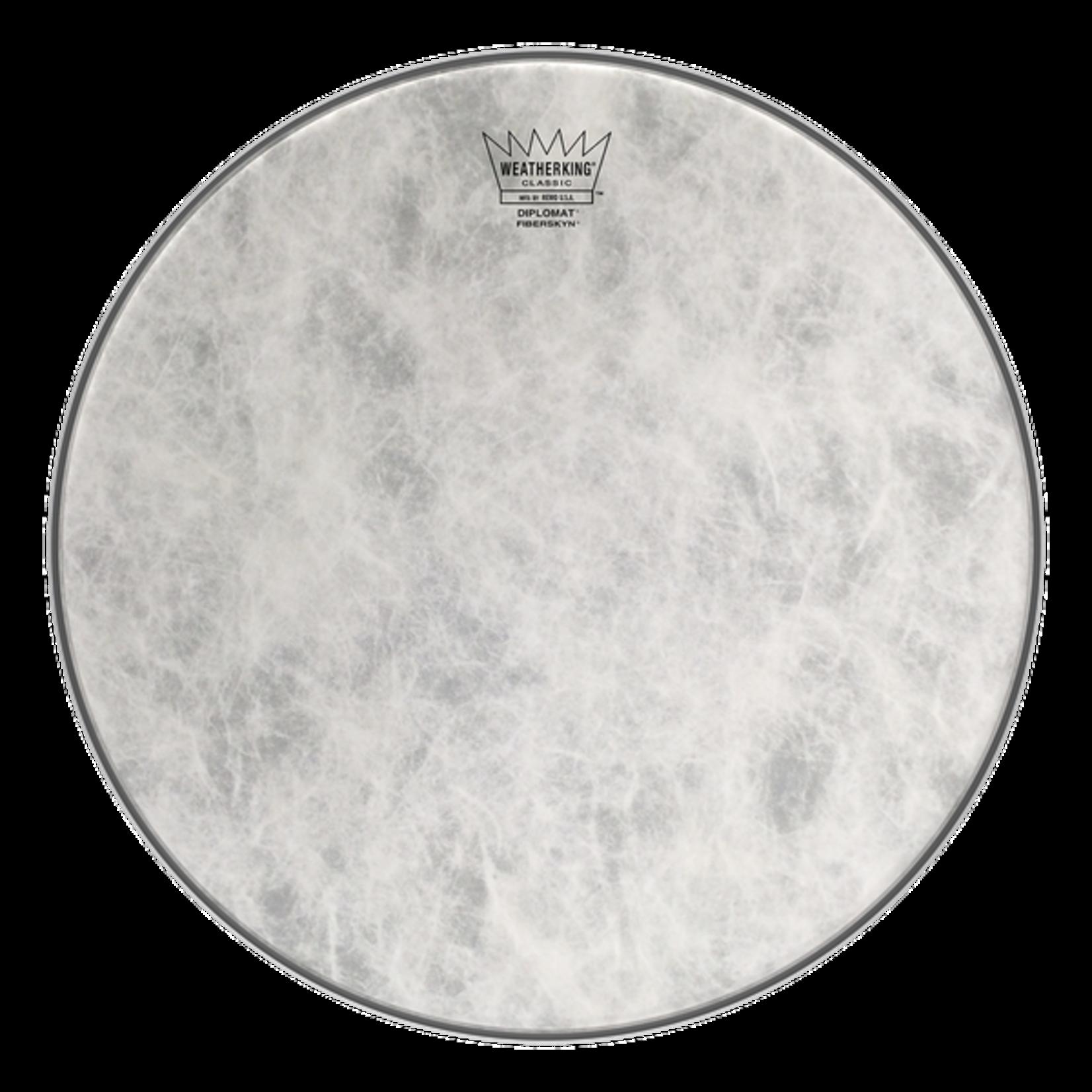 Remo Remo Classic Fit Fiberskyn Diplomat Bass Drum