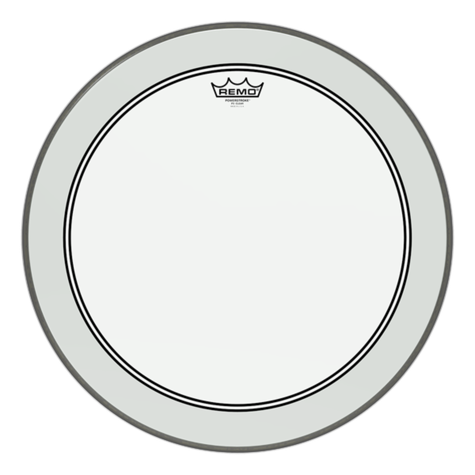 Remo Remo Clear Powerstroke 3 Bass Drum