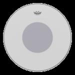 Remo Remo Coated Powerstroke 3 No Stripe w/ Black DotBass Drum