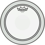 Remo Remo Clear Powerstroke 3 w/ Clear Dot