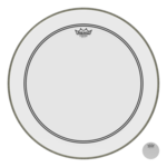 Remo Remo Smooth White Powerstroke 3 Bass Drum
