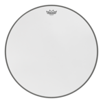 Remo Remo White Suede Powerstroke 3 Bass Drum