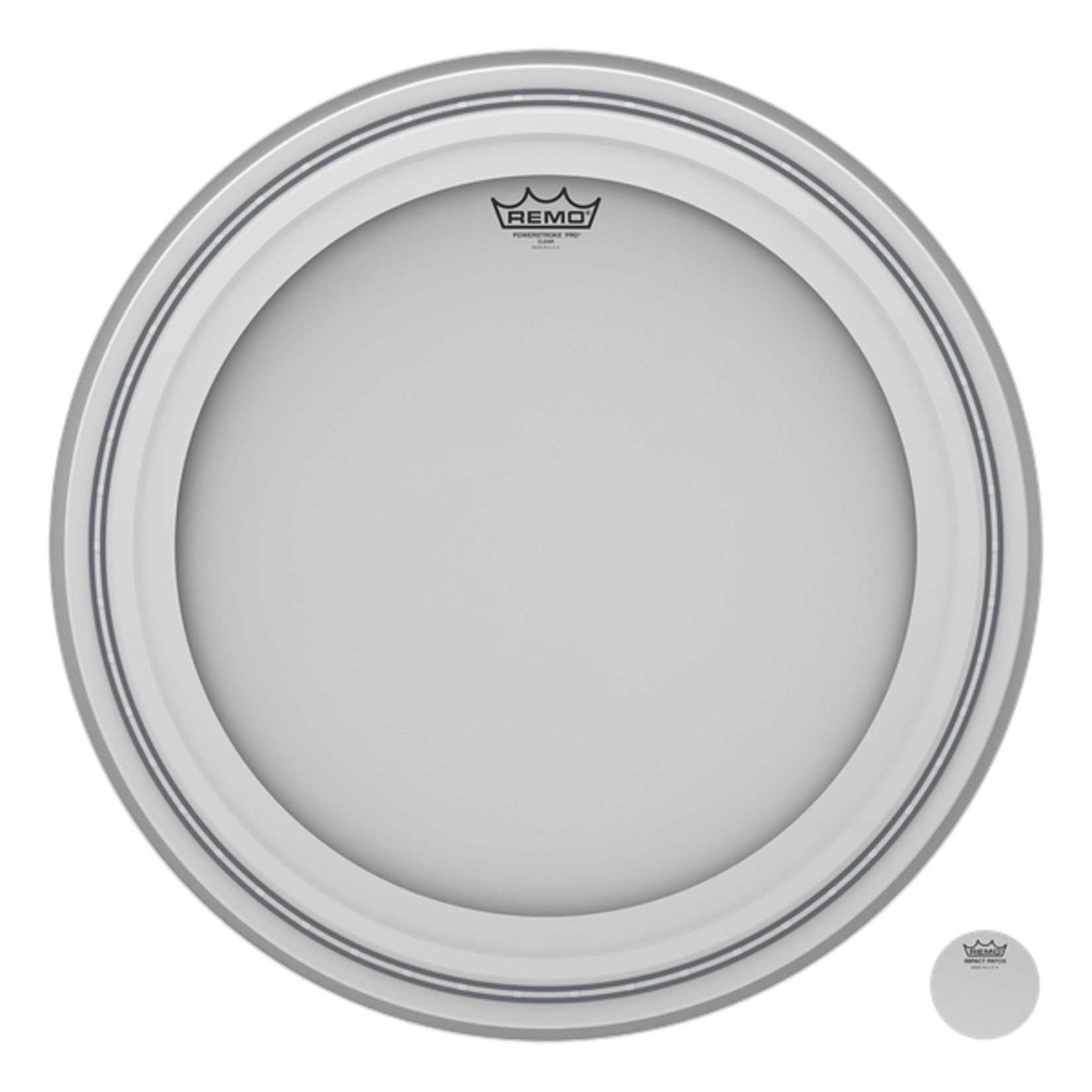 Remo Remo Coated Powerstroke Pro Bass Drum