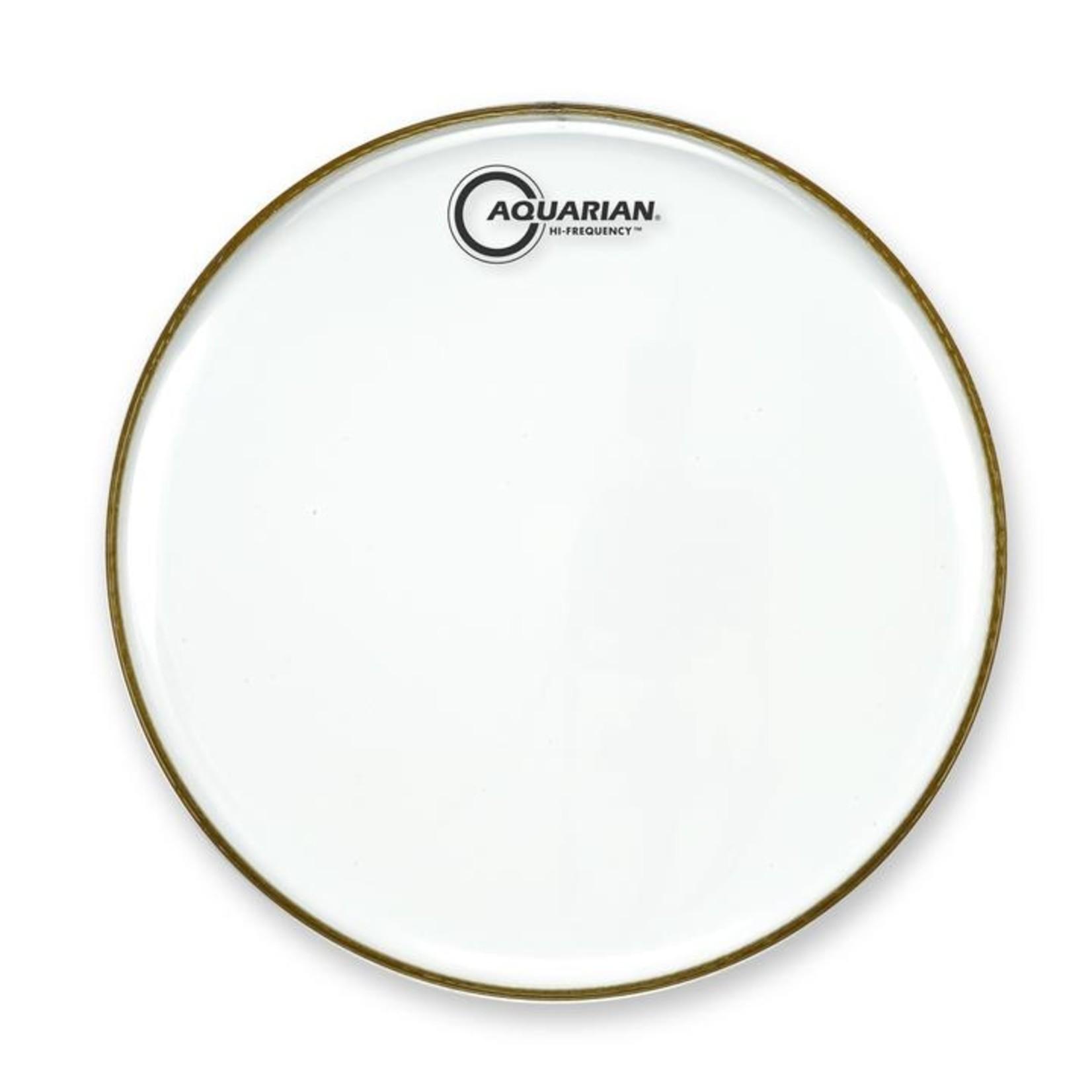 Aquarian Aquarian Hi-Frequency Clear Bass Drum