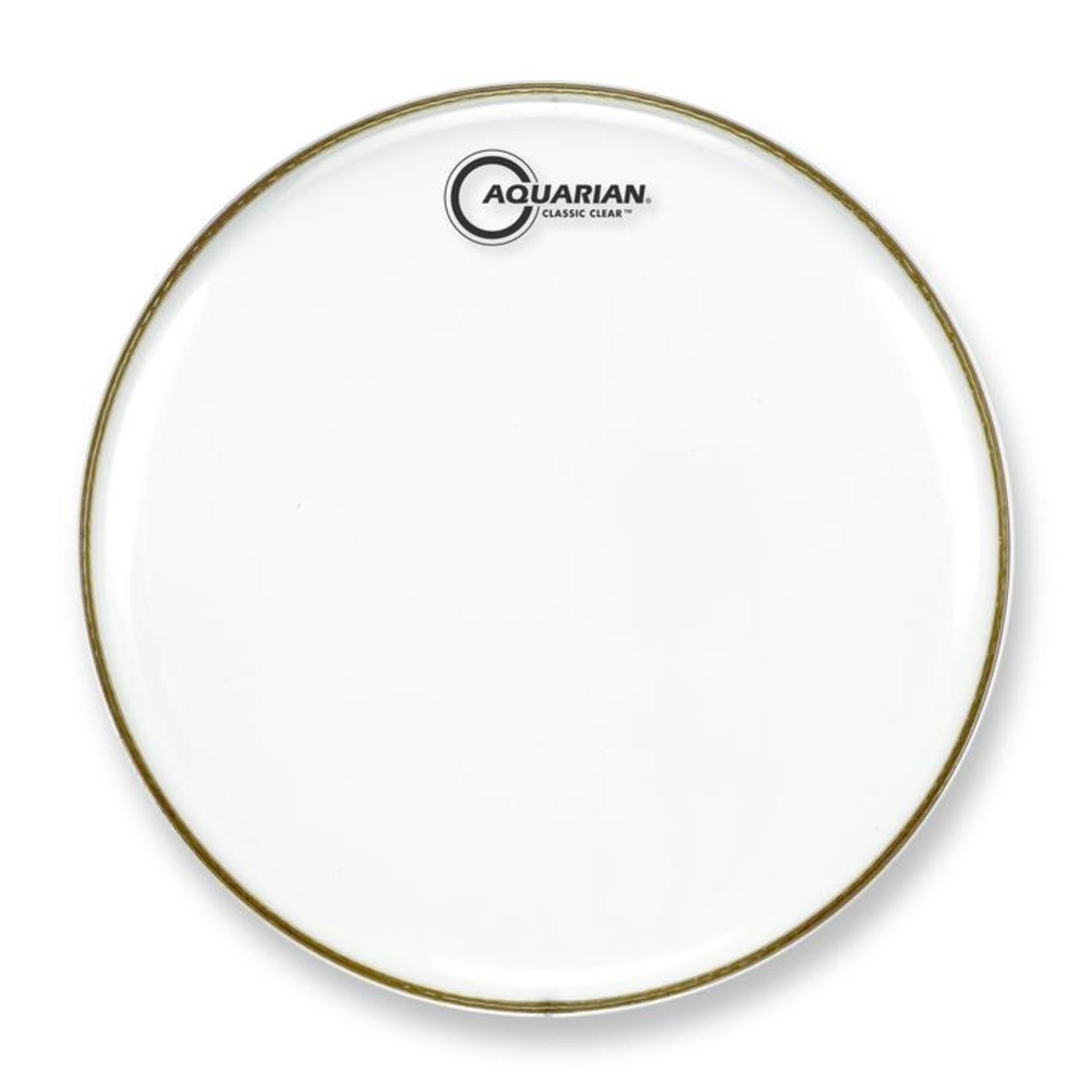 Aquarian Aquarian Classic Clear Bass Drum