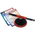 "Aquarian Aquarian 6"" Quik Bounce Practice Pad"