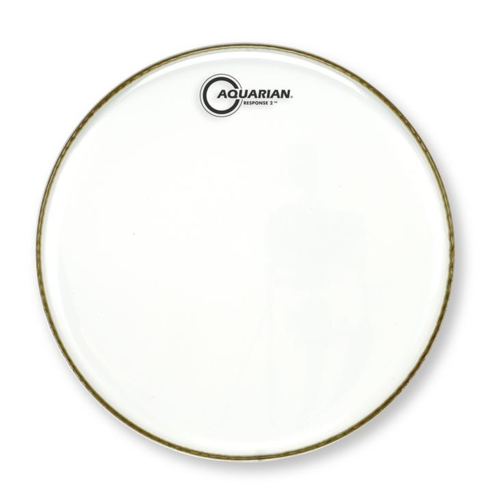 Aquarian Aquarian Response 2 Clear Bass Drum