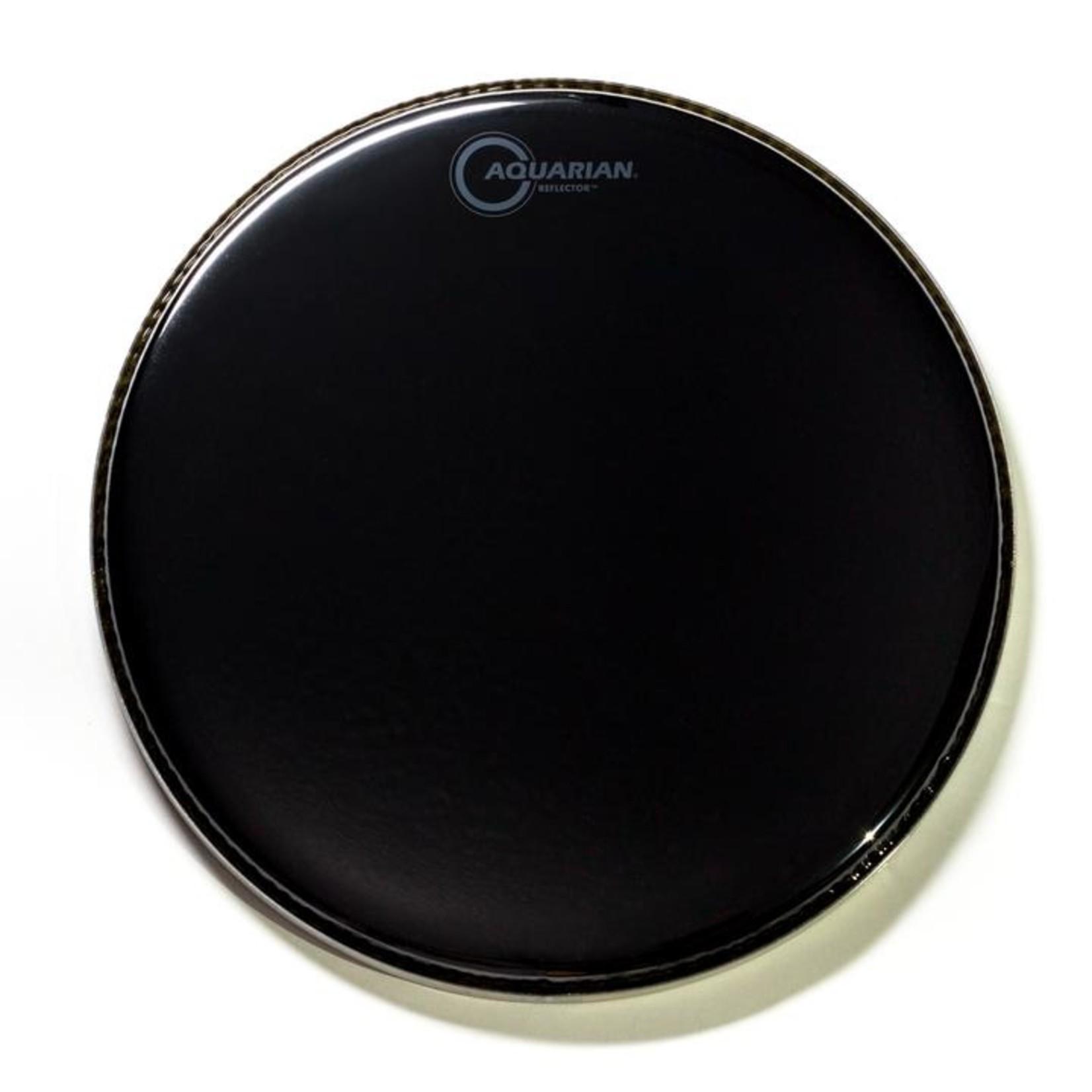 Aquarian Aquarian Reflector Black Mirror Bass Drum
