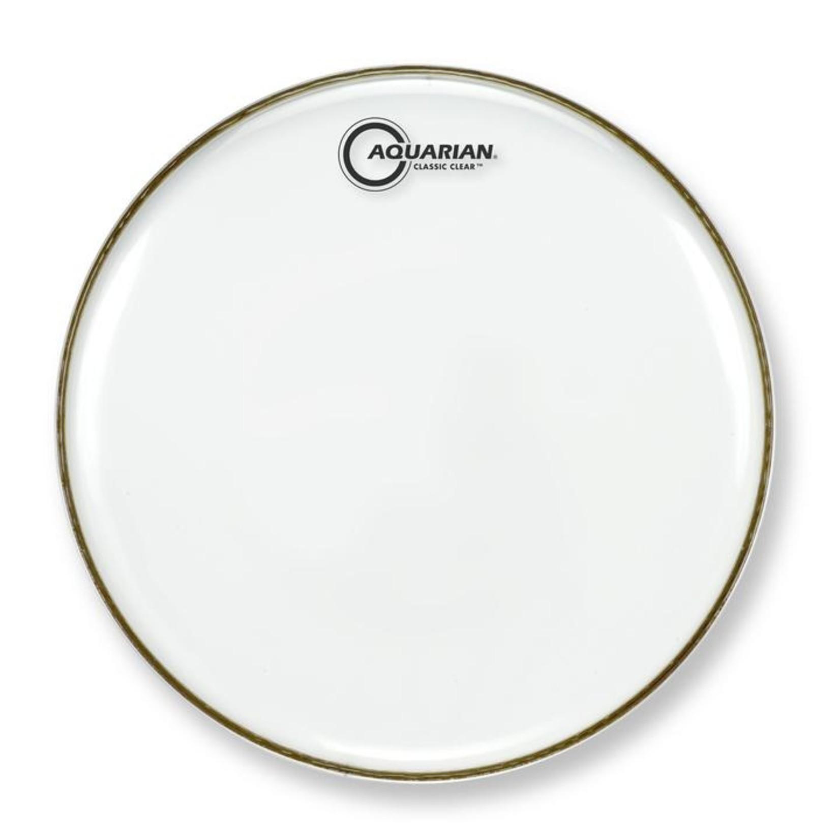 Aquarian Aquarian Classic Clear Snare Side
