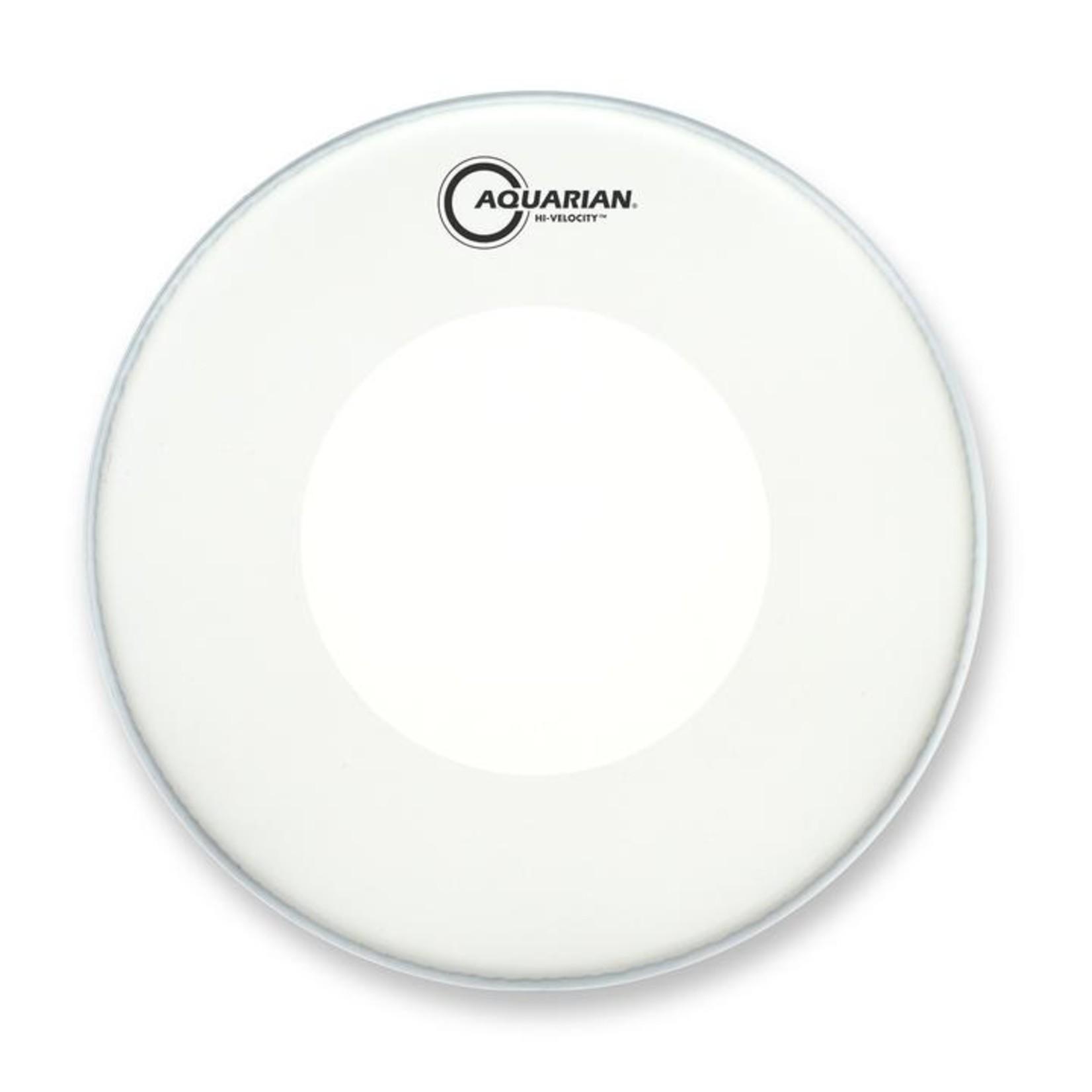 Aquarian Aquarian Hi-Velocity White Texture Coated Snare Batter