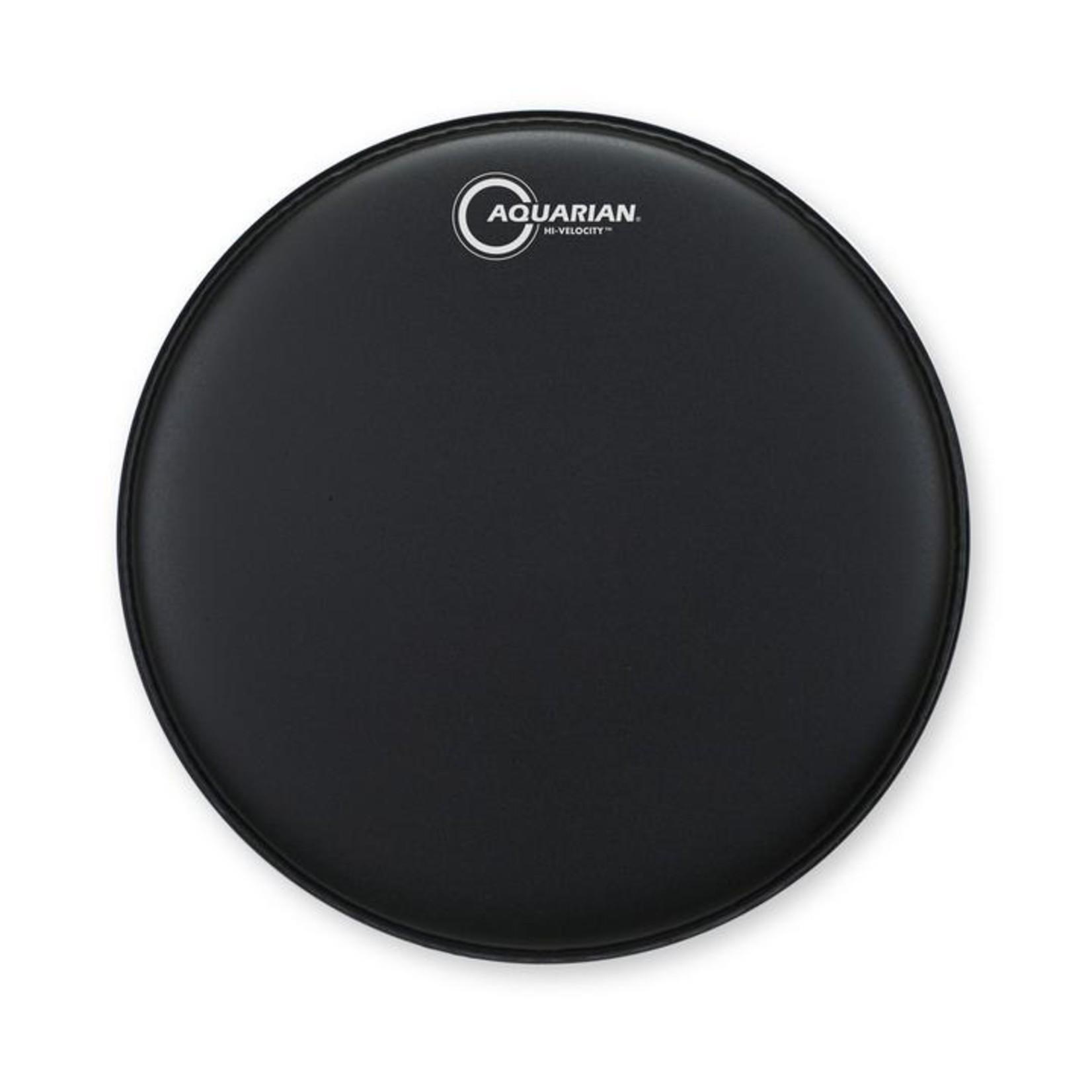 Aquarian Aquarian Hi-Velocity Black Texture Coated Snare Batter
