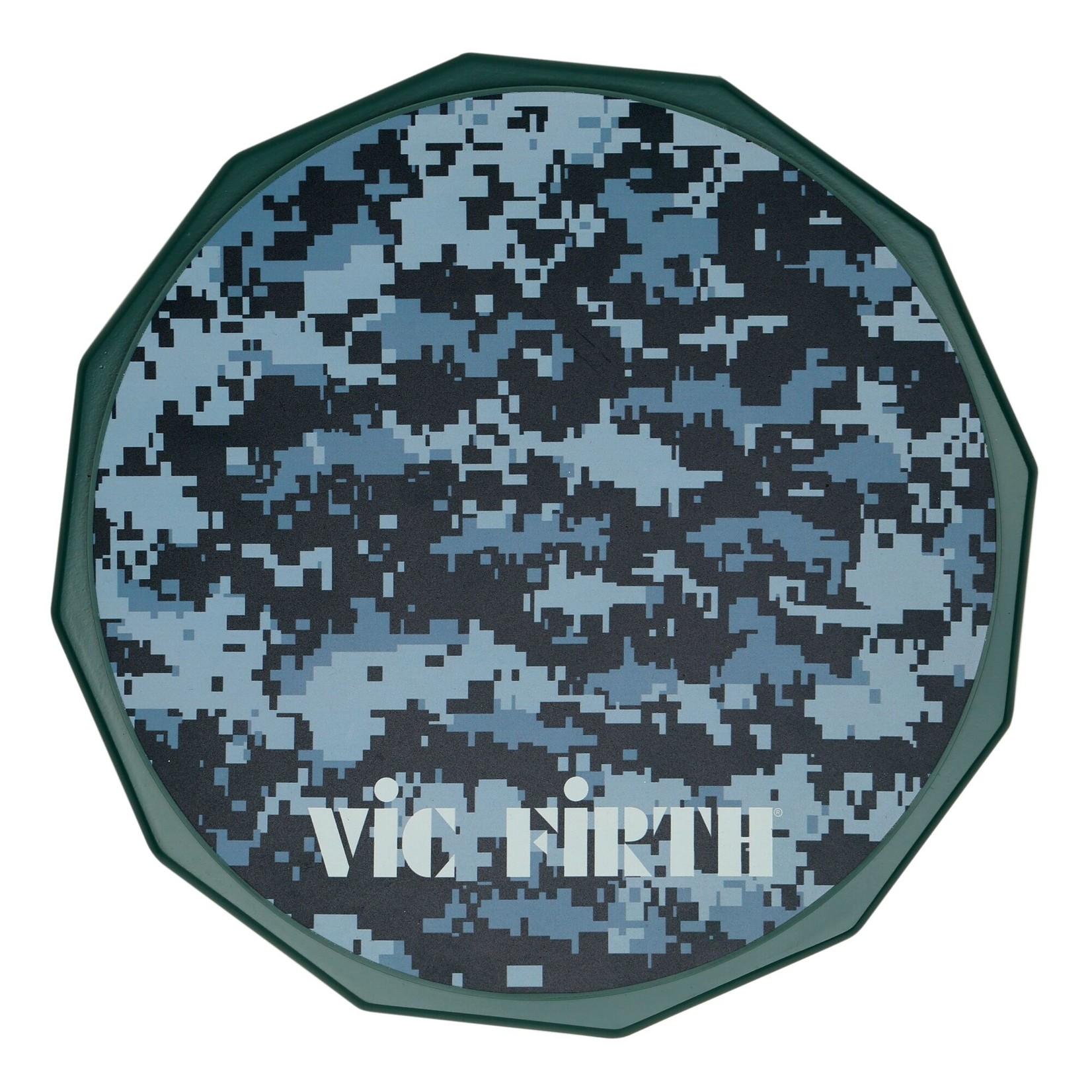 "Vic Firth Vic Firth Digital Camo Practice Pad 12"""