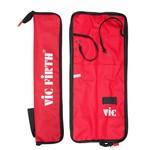 Vic Firth Vic Firth Essentials Stick Bag -- Red