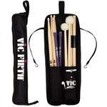 Vic Firth Vic Firth Essentials Stick Bag -- Black