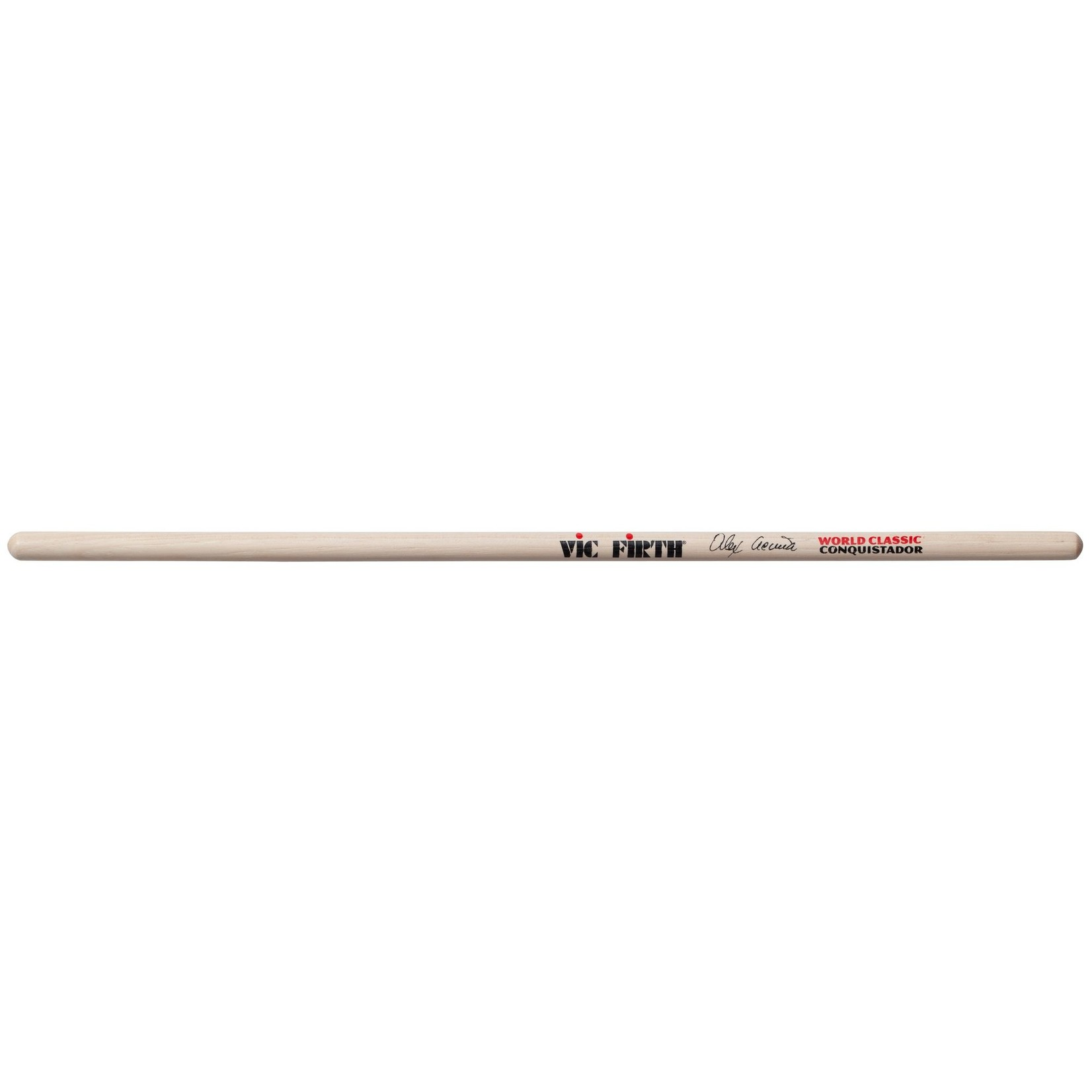 Vic Firth Vic Firth World Classic® -- Alex Acuña Conquistador (clear) timbale