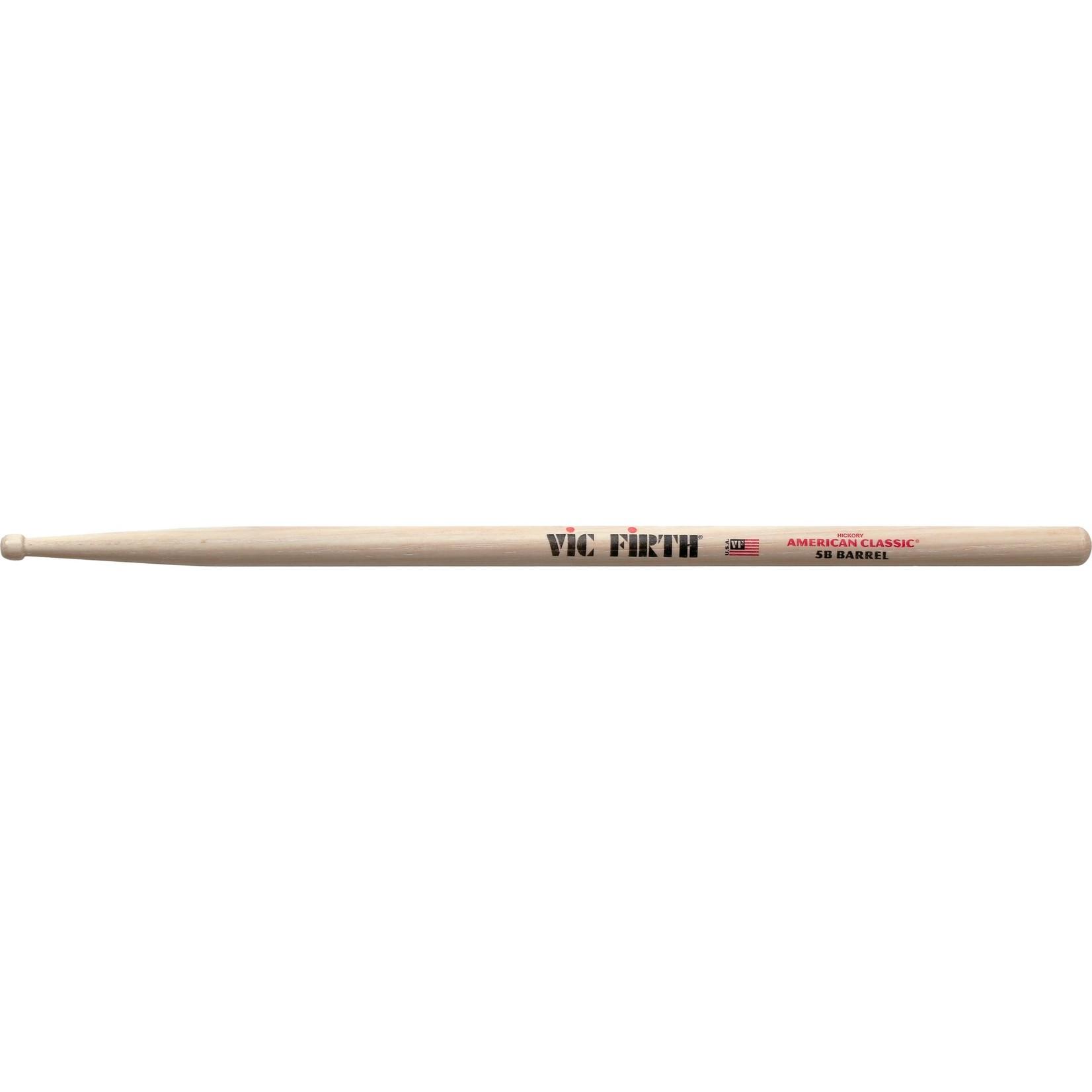Vic Firth Vic Firth American Classic® 5B w/ Barrel Tip