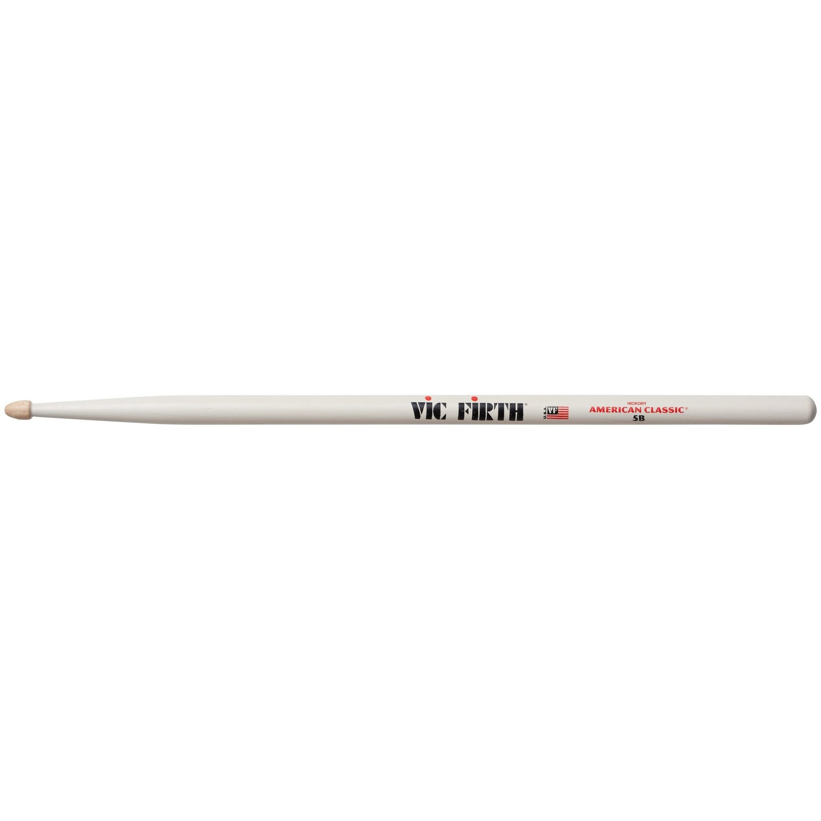 Vic Firth Vic Firth American Classic® 5B w/ WHITE FINISH