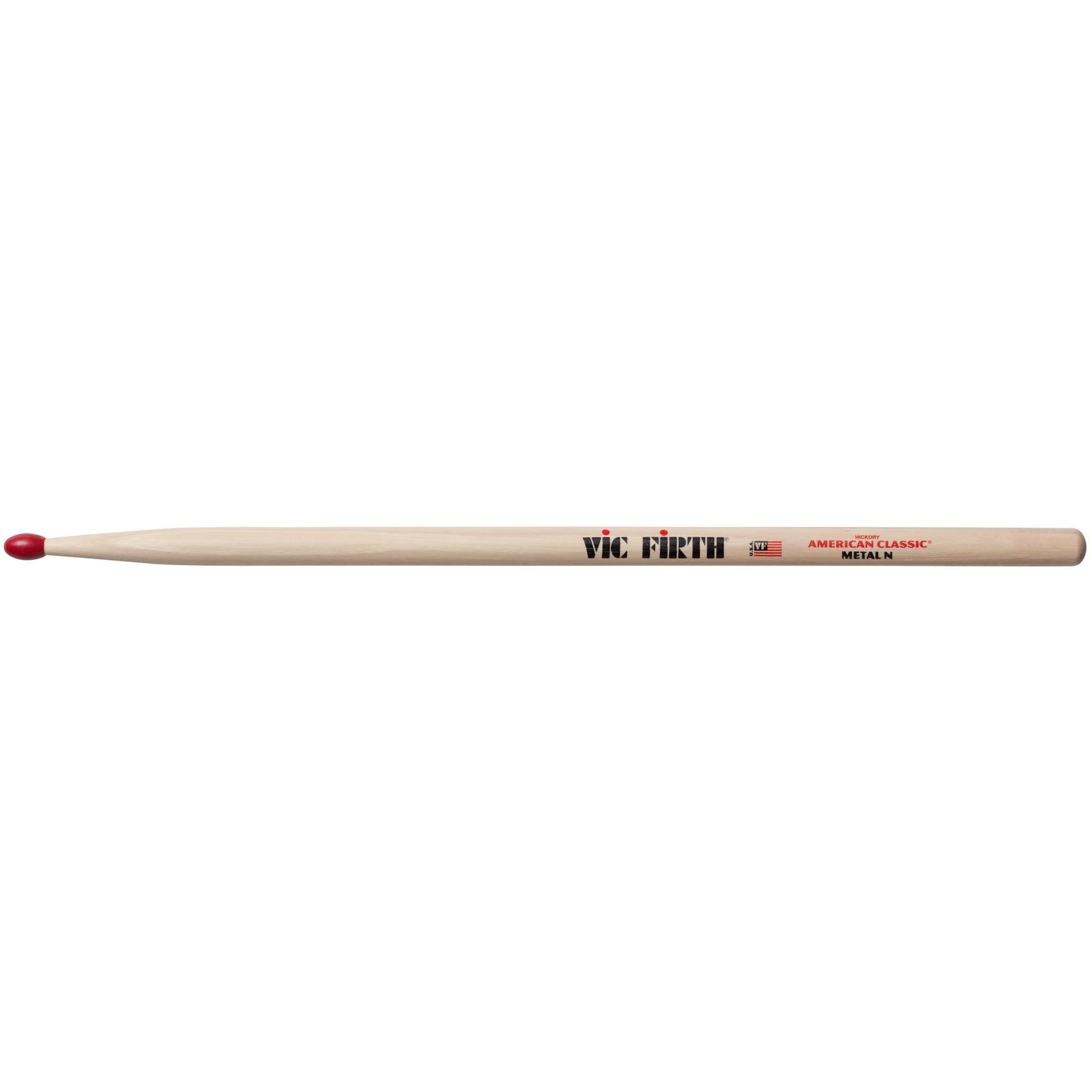 Vic Firth Vic Firth American Classic® MetalN -- nylon tip