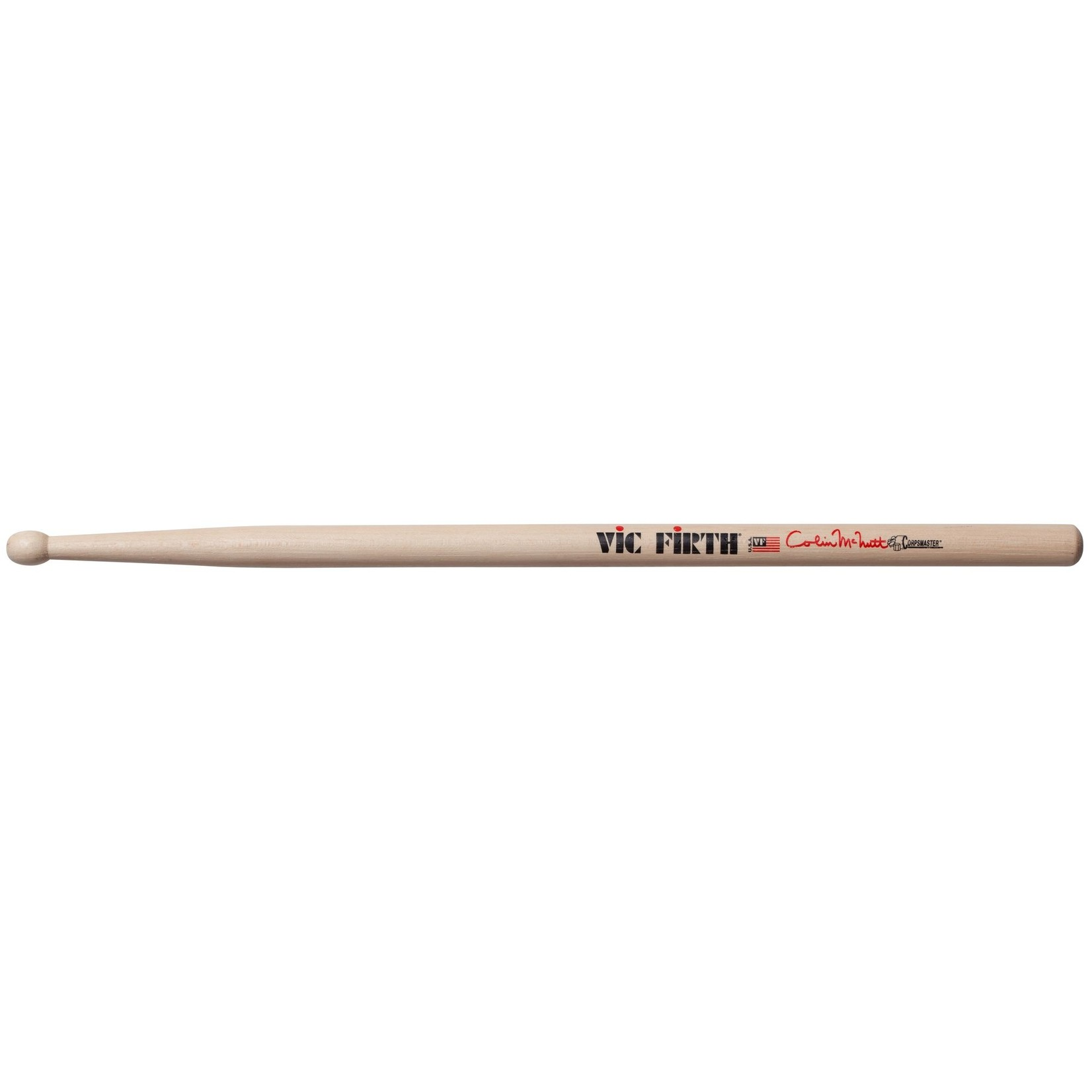 Vic Firth Vic Firth Corpsmaster® Vic Firth Signature Snare -- Colin McNutt