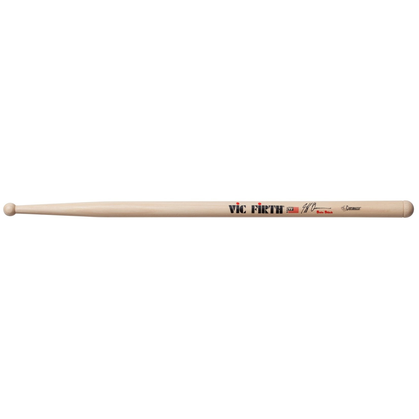 Vic Firth Vic Firth Corpsmaster® Vic Firth Signature Snare -- Jeff Queen Solo Stick