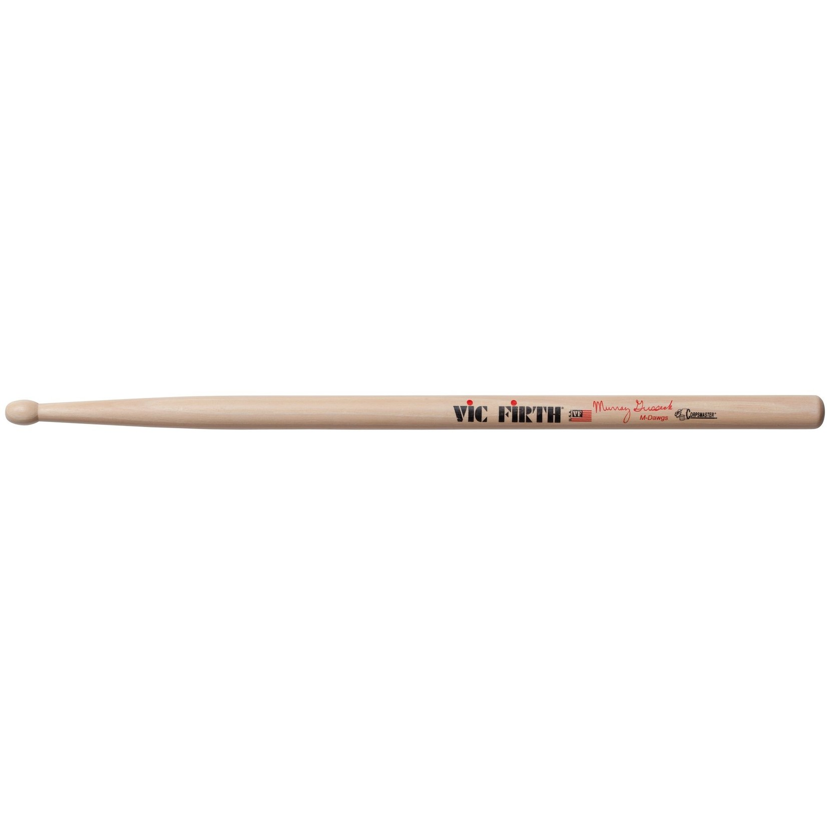 Vic Firth Vic Firth Corpsmaster® Vic Firth Signature Snare -- Murray Gussek