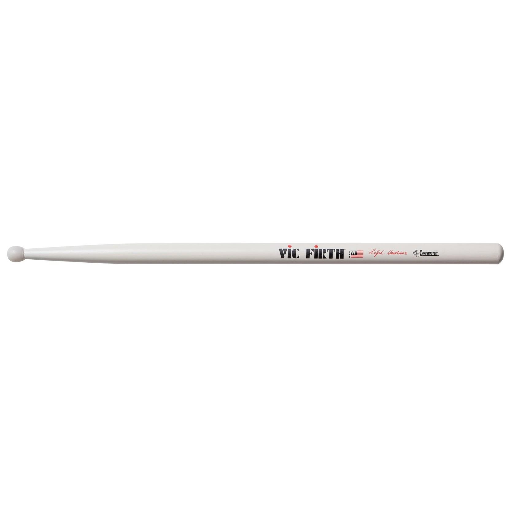 Vic Firth Vic Firth Corpsmaster® Vic Firth Signature Snare -- Ralph Hardimon nylon tip