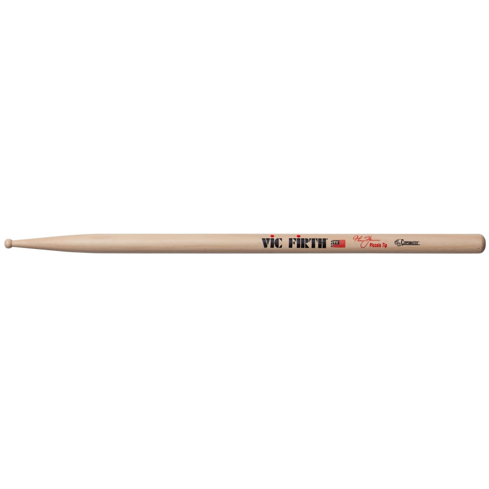 Vic Firth Vic Firth Corpsmaster® Vic Firth Signature Snare -- Thom Hannum Piccolo Tip