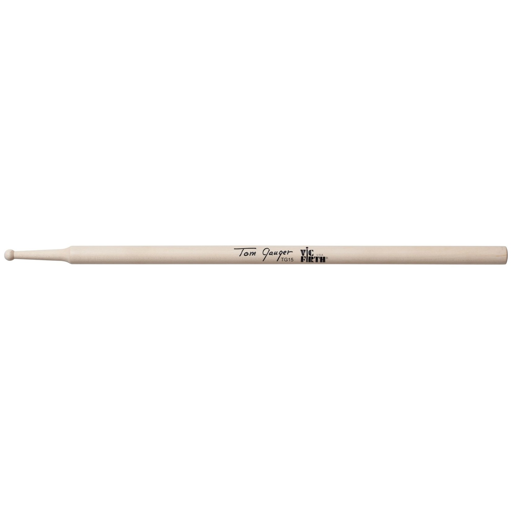 Vic Firth Tom Gauger Vic Firth Signature Snare Stick -- General