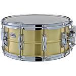 "Yamaha Yamaha 6.5x14 Recording Custom ""Brass"" Snare Drum"