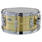 "Yamaha Yamaha 6.5x13 Recording Custom ""Brass"" Snare Drum"