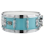 "Yamaha Yamaha 5.5x14 Recording Custom Snare Drum ""Surf Green"""