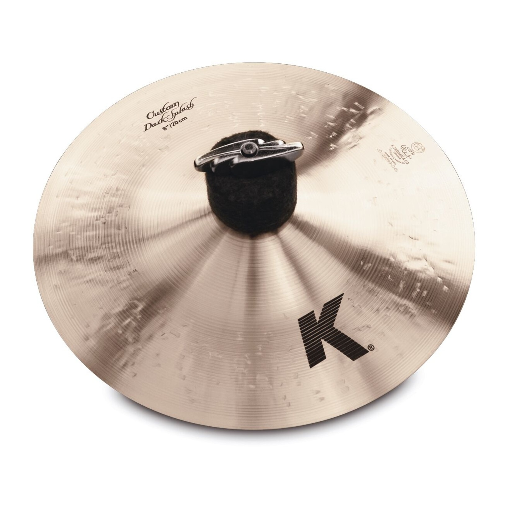 "Zildjian Zildjian 8"" K Custom Dark Splash"
