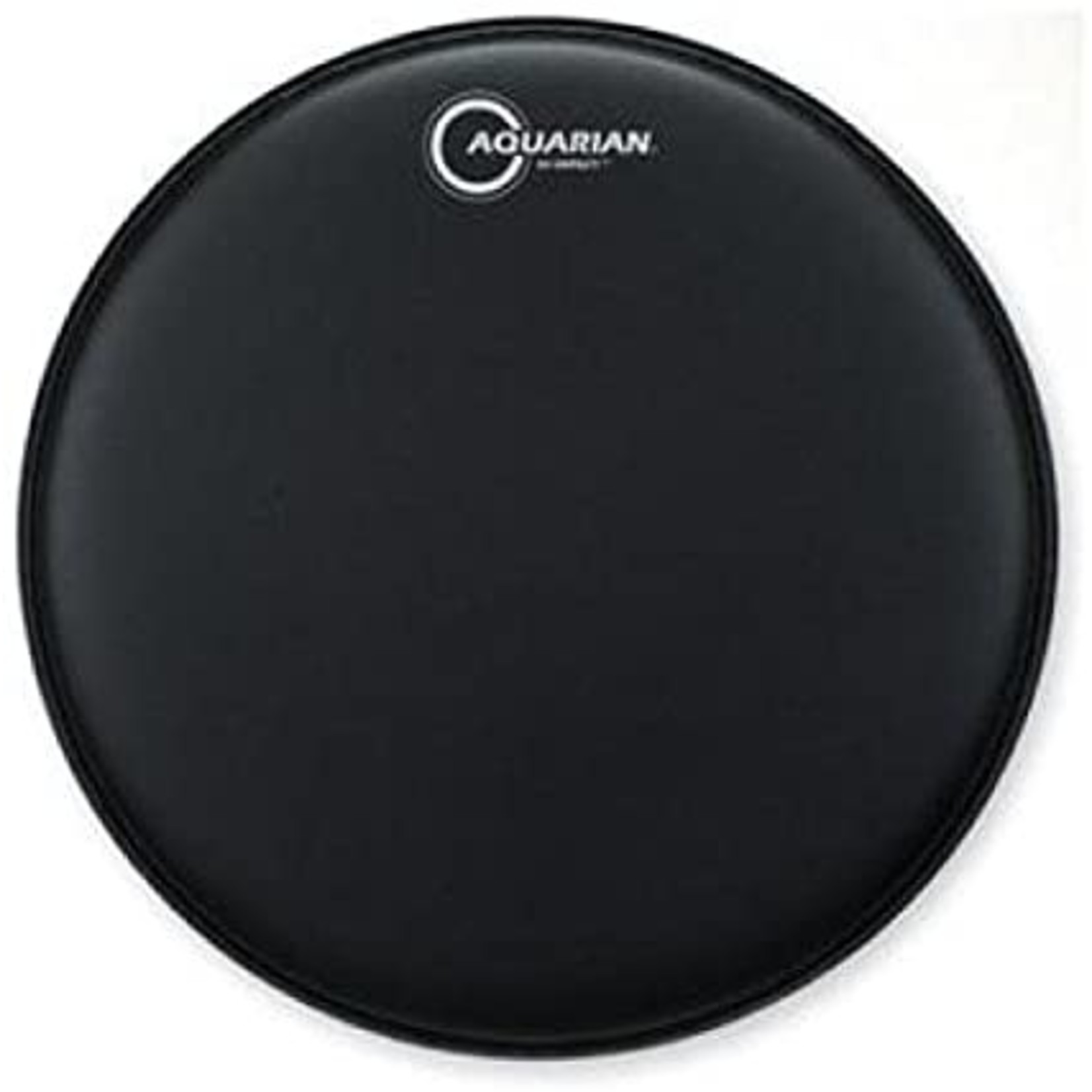Aquarian Aquarian Hi-Impact Black Texture Coated Heavy w/ Reverse Power Dot