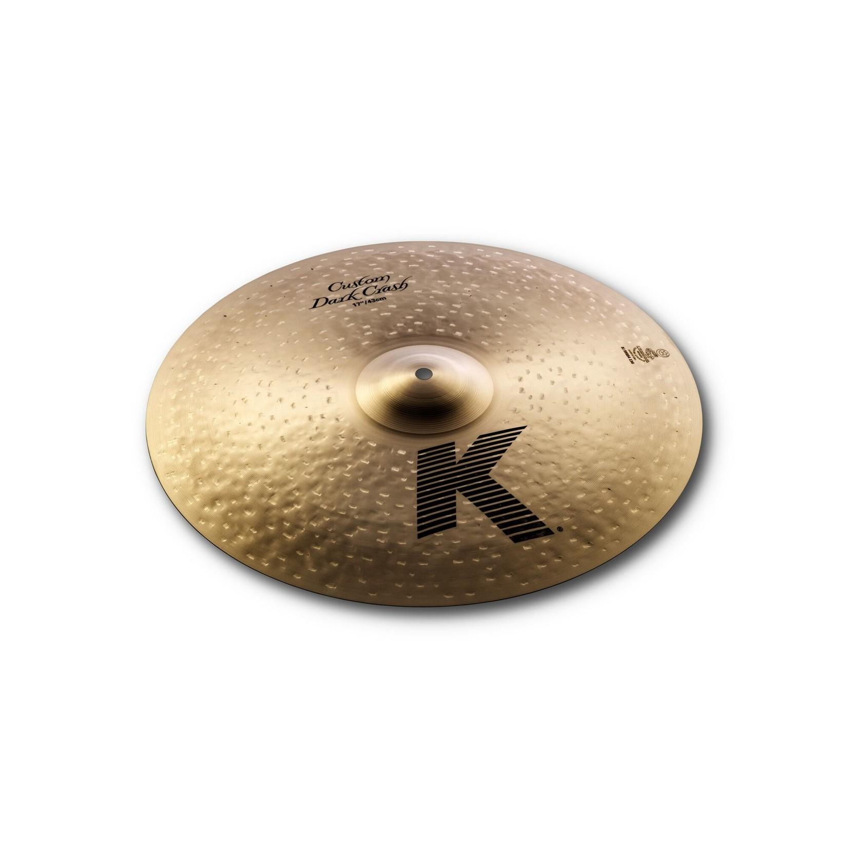 """Zildjian Zildjian 18"""" K Custom Dark Crash"""