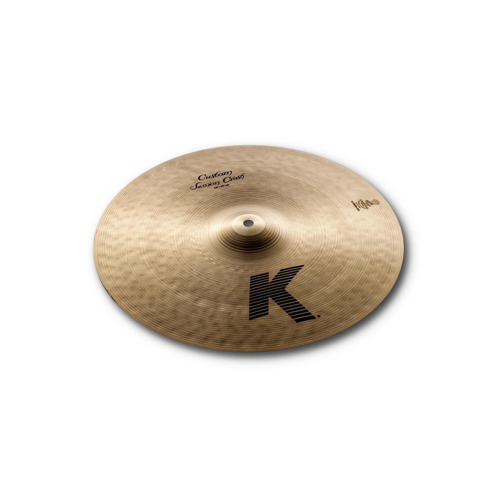 "Zildjian Zildjian 16"" K Custom Session Crash"