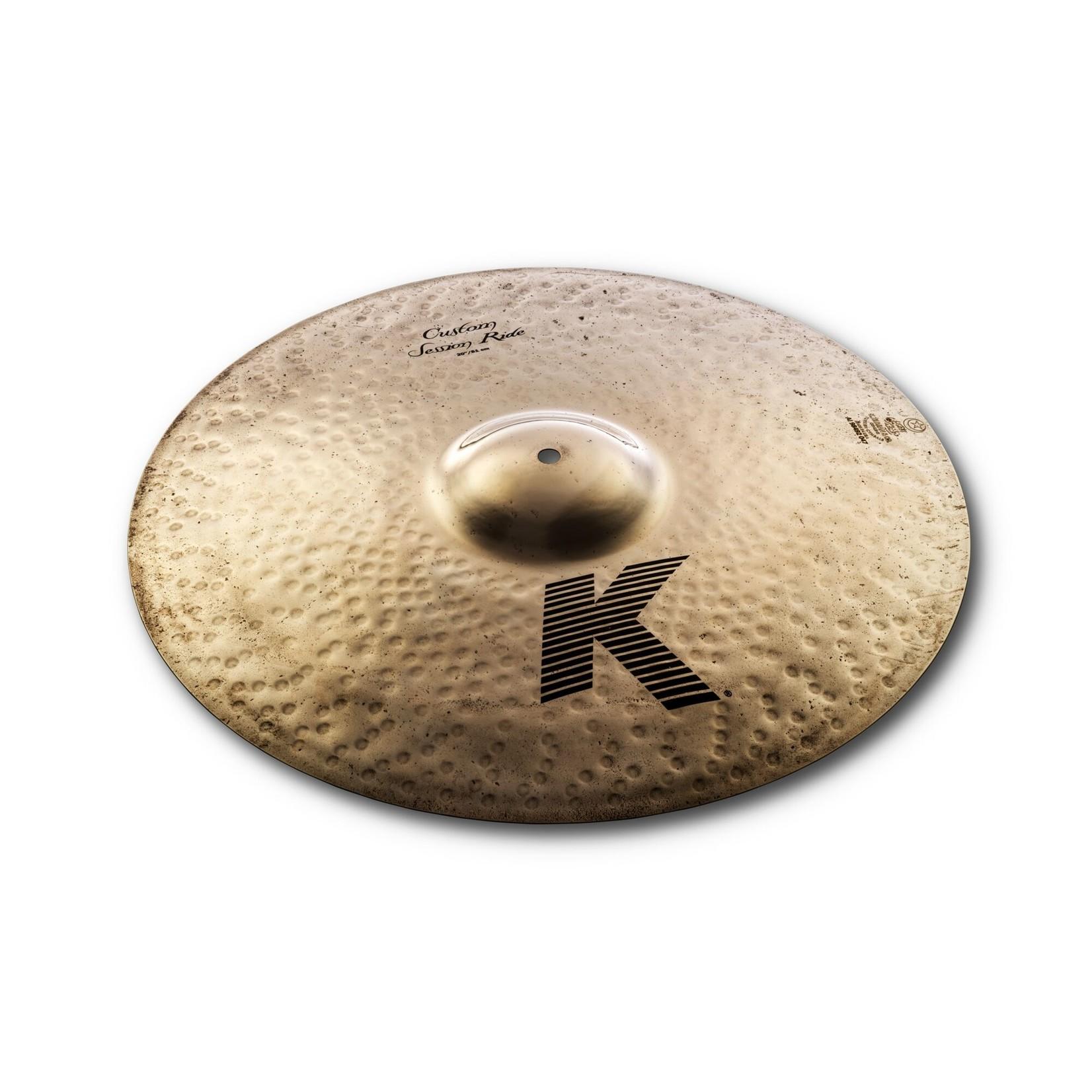 """Zildjian Zildjian 20"""" K Custom Session Ride"""