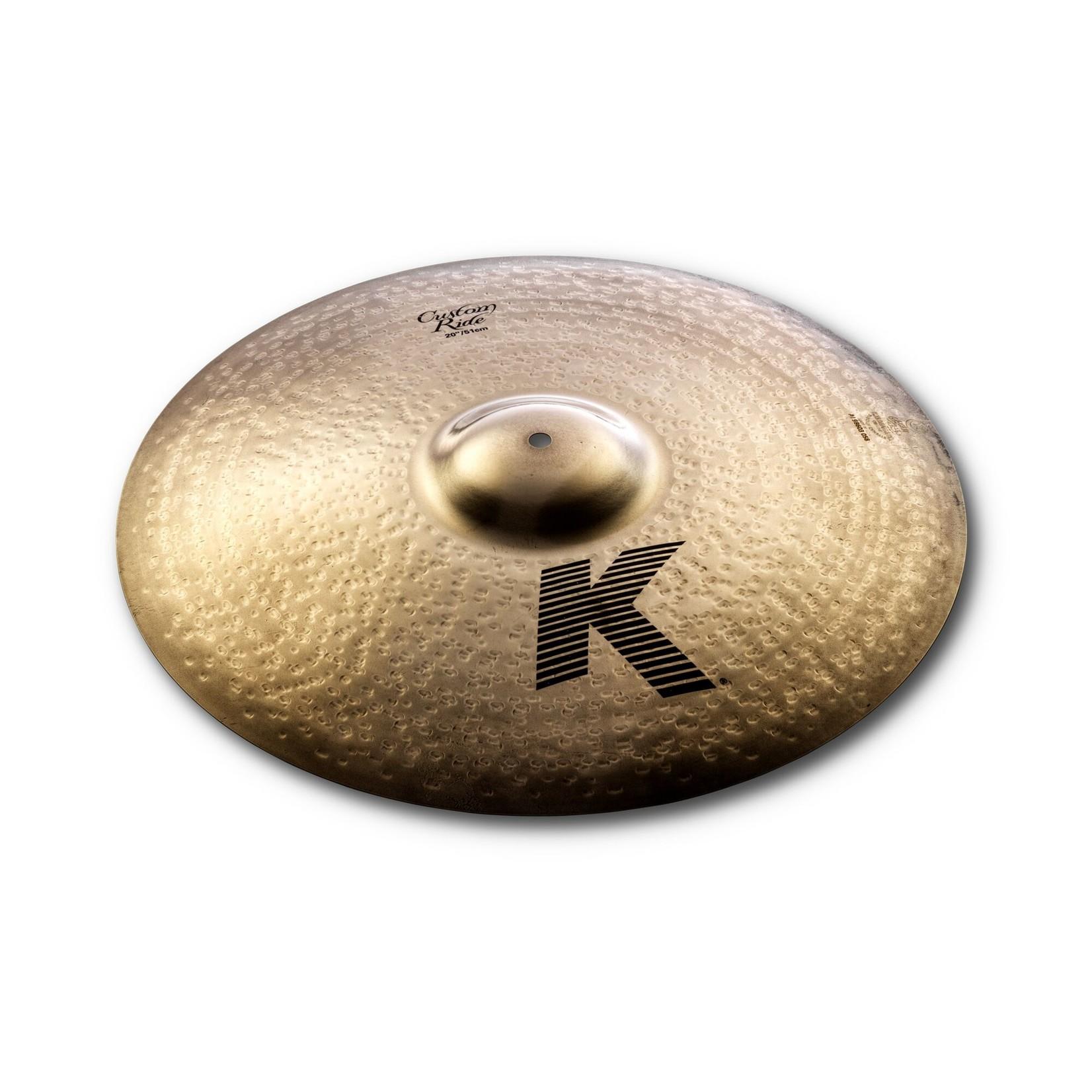 """Zildjian Zildjian 20"""" K Custom Ride"""