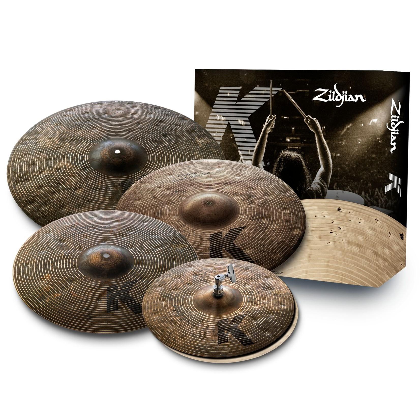 Zildjian Zildjian K Custom Special Dry Cymbal Pack