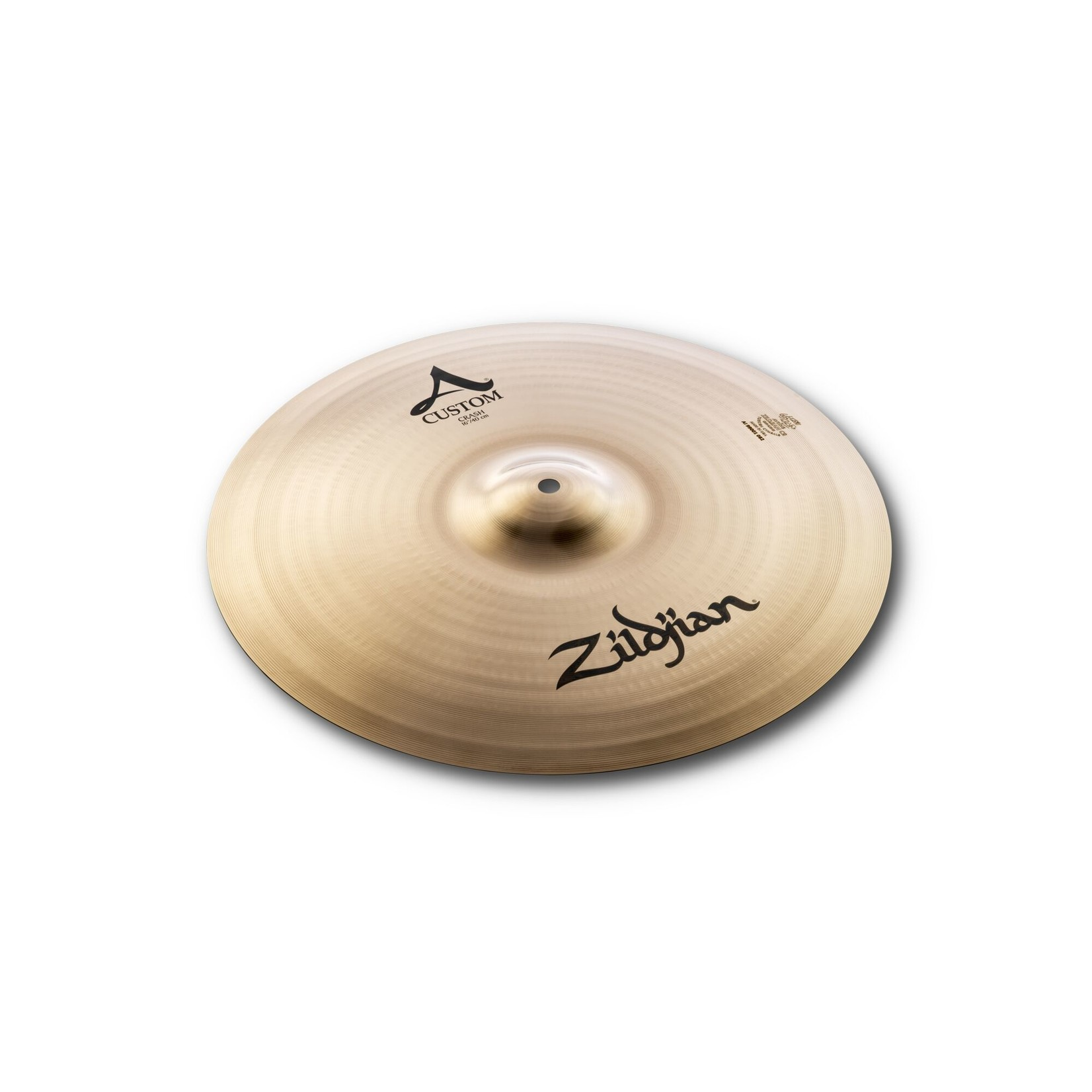 "Zildjian Zildjian 17"" A Custom Crash"