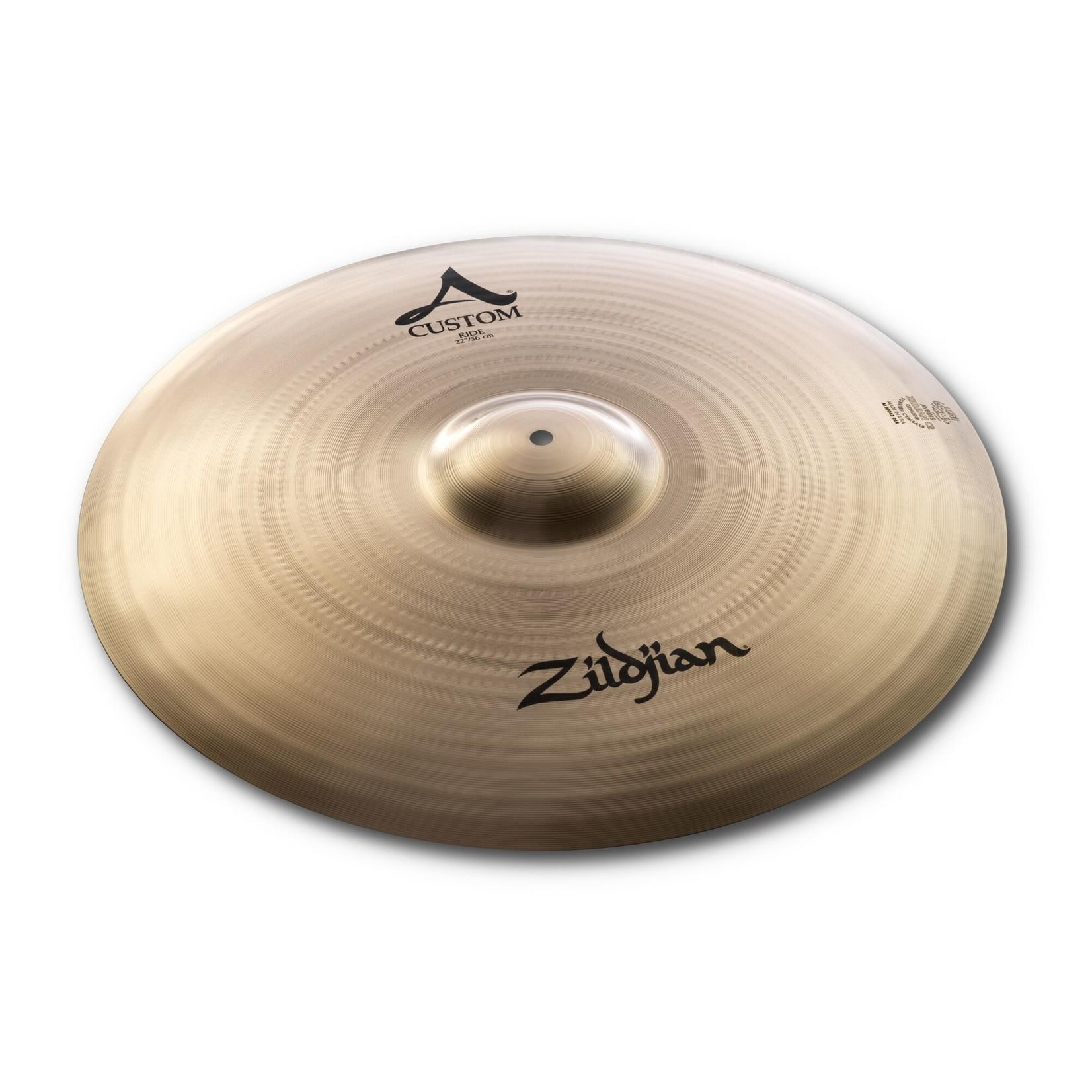 Zildjian Zildjian 22'' A Custom Ride