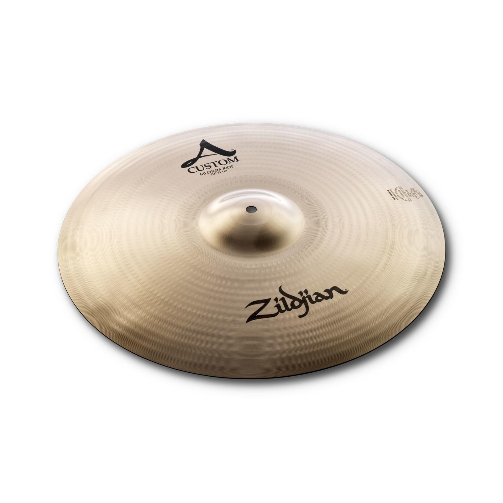 Zildjian Zildjian 20'' A Custom Medium Ride