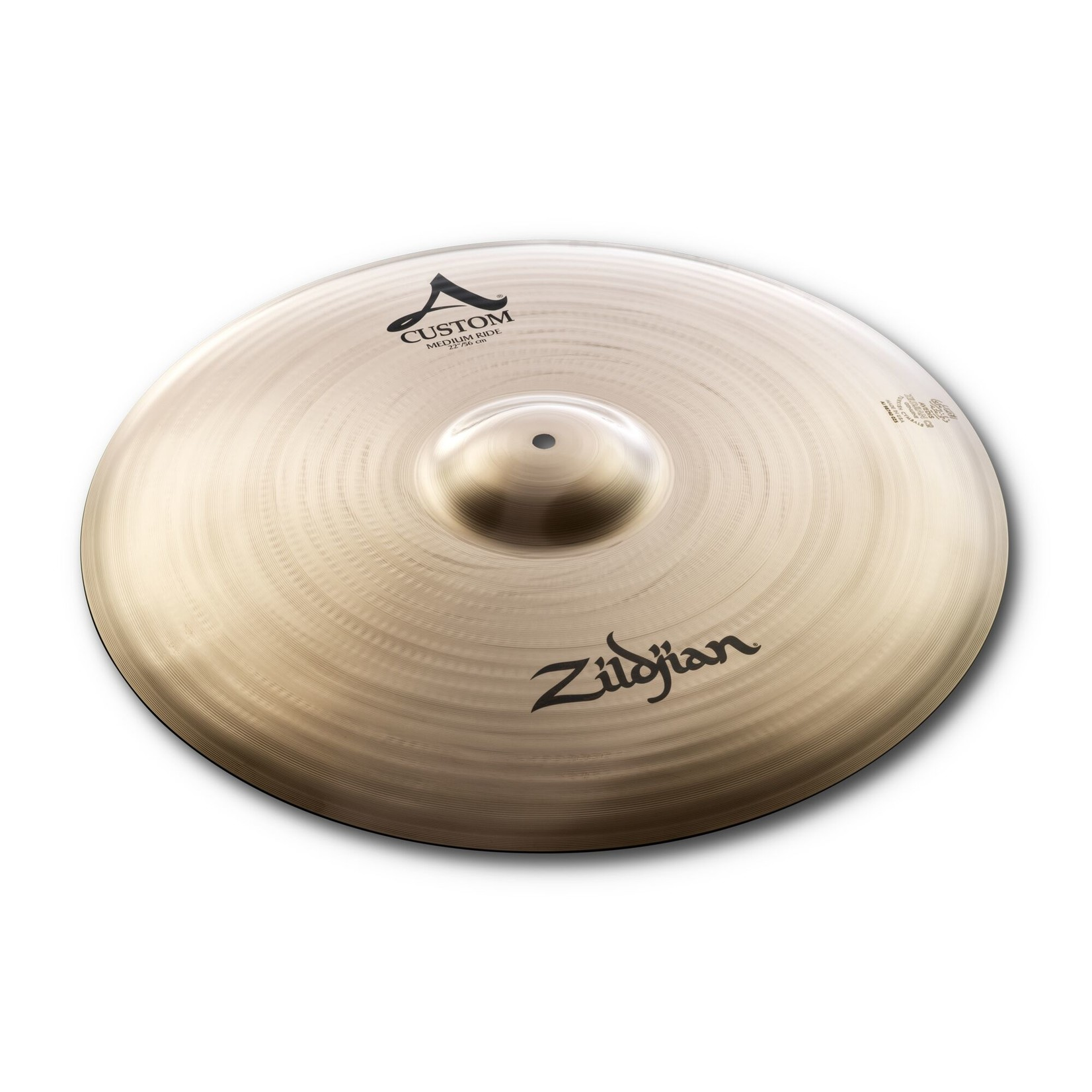 "Zildjian Zildjian 22"" A Custom Medium Ride"
