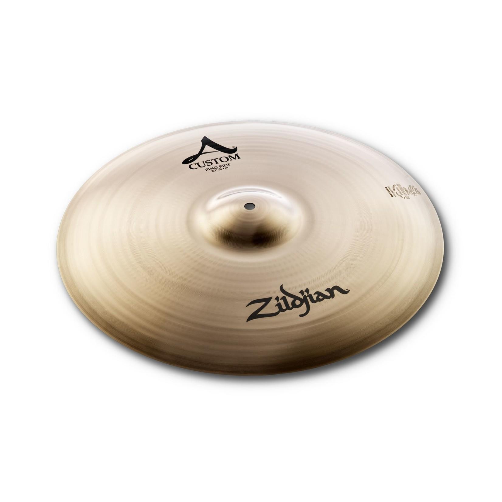 Zildjian Zildjian 20'' A Custom Ping Ride