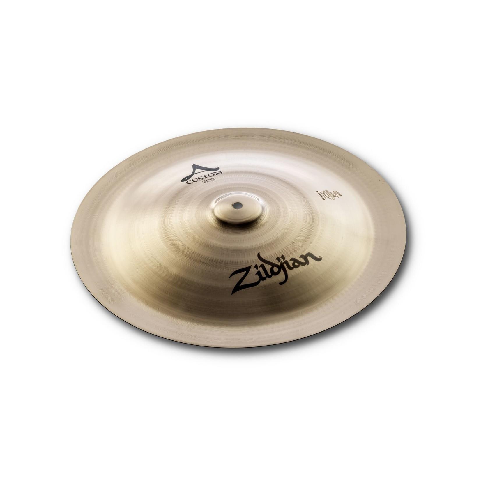 """Zildjian Zildjian 18"""" A Custom China"""
